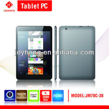 7.85 inch pad Mini Tablet PC with IPS Technology