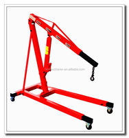 Cina Supplier 500kg Foldable Manual Shop Crane