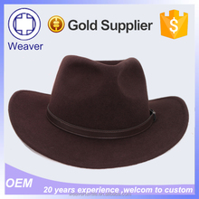 China Top Ten Selling Products Wide Brim 100% Wool Felt Hat Blank Wholesale