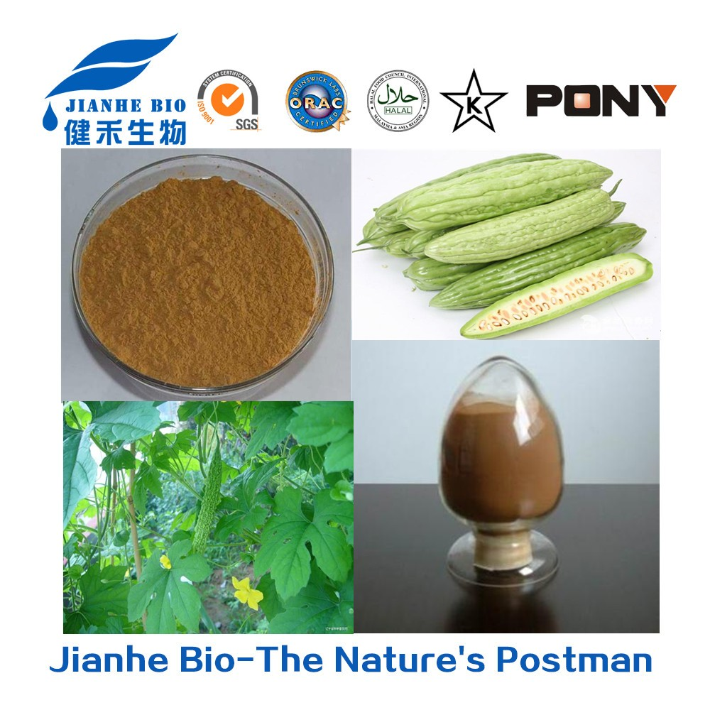 High Blood Pressure Traditional Medicine Tall-Growing Annual Plant with Bitter Melon Extract 1%- 10% Bitter Almond Extract