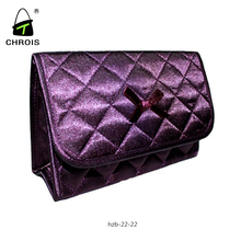Factory Selling Directly Factory Provide Directly Custom Cosmetic Bag No Minimum Order