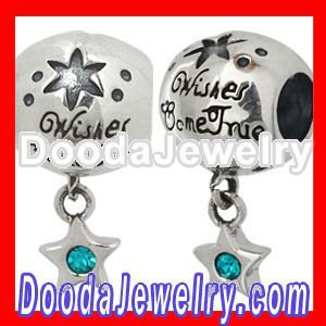 925 Sterling Silver Wishes Come True Dangle Christmas charms Yiwu 2012 Dooda