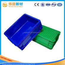 24L Good Quality Plastic Moving Box Plastic Fruit Container For Retail