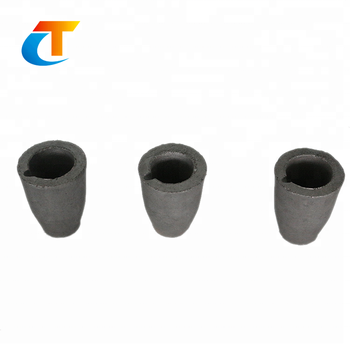 Sic Silicon Carbide Crucibles for Melting Steel