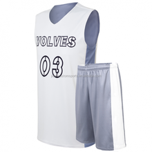2013 Sample Basketball Uniforms Design Wholesale Best White Blank Basketball Jersey