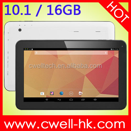 10.1 Inch Capacitive Touch Screen Allwinner A83T Octa Core Android Tablet PC