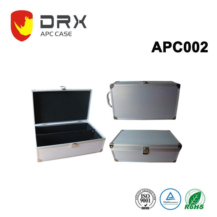 Newest Durable Good appearance Professional Customized Aluminum Tool Box Outdoor