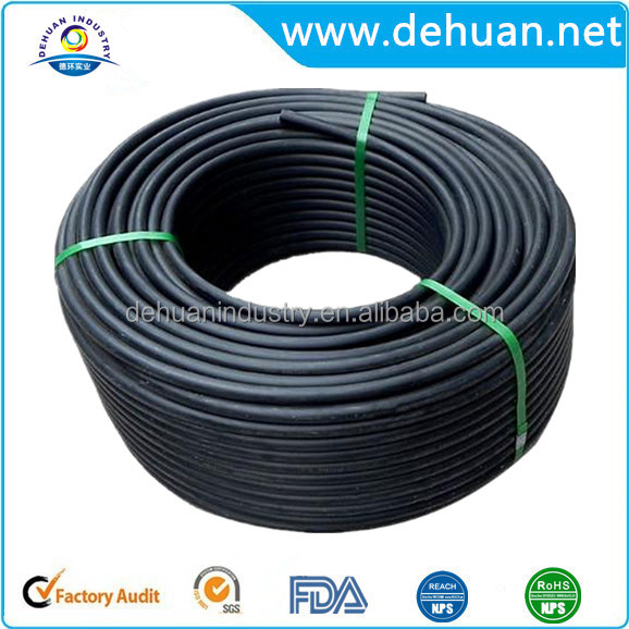 Agricultural Irrigation Use Coiled LDPE Pipe / Tube / Hose