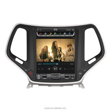10.4inch Quad Core Vertical Screen Android 6.0 Car DVD Radio For Jeep Cherokee 2014- with GPS/wifi/Bluetooth