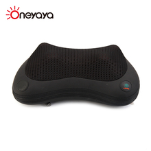 Manufactured Products Smart Shiatsu Vibrating Massage Pillow Of PU Material