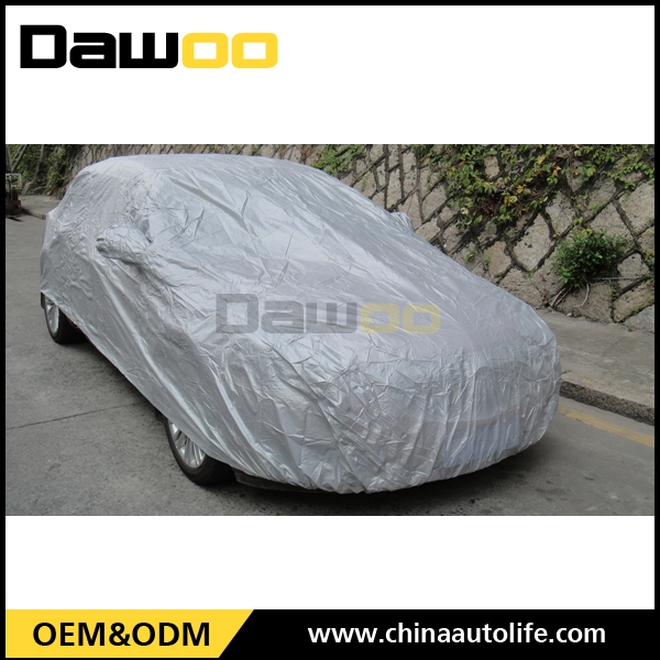 170T polyester material car cover