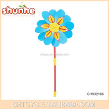Summer toys classic plastic pinwheel for wholesale