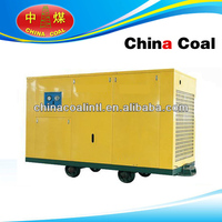 20hp belt-driven screw air compressor from China coal group