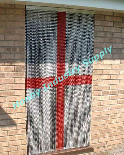 customzied new arrival assorted color chain curtain door screen