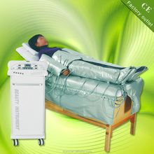Factory sale detox infrared slimming massage pressotherapy lymphatic drainage air pressure machine for beauty salon