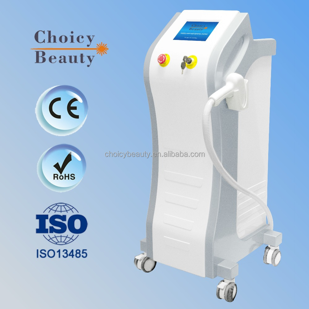 Photo Facial Machine Hair Removal 808nm 810nm Medical Instrument