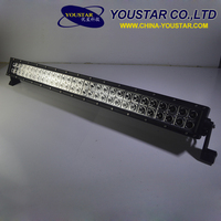 CE& Rosh approved waterproof ip68 12v 24v 180w 4wd led working light bar