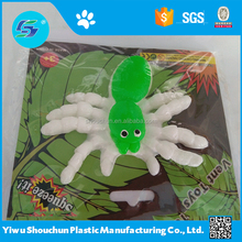 Customized plastic sea creature toys and sticky hand toys with yoyo
