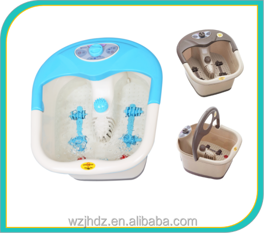 New Arrival Electronic Foot Bath Spa Massager