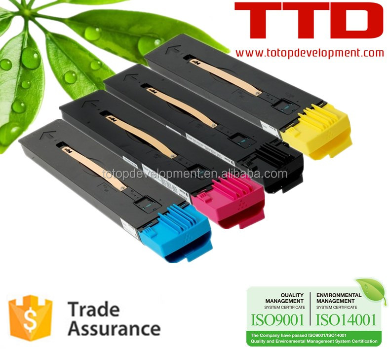 TTD Color Toner Cartridge 006R01383 006R01384 006R01385 006R01386 for Xerox Docucolor 700 700i Toner
