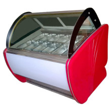 Ice Cream Display Freezer/ Display Refrigerator