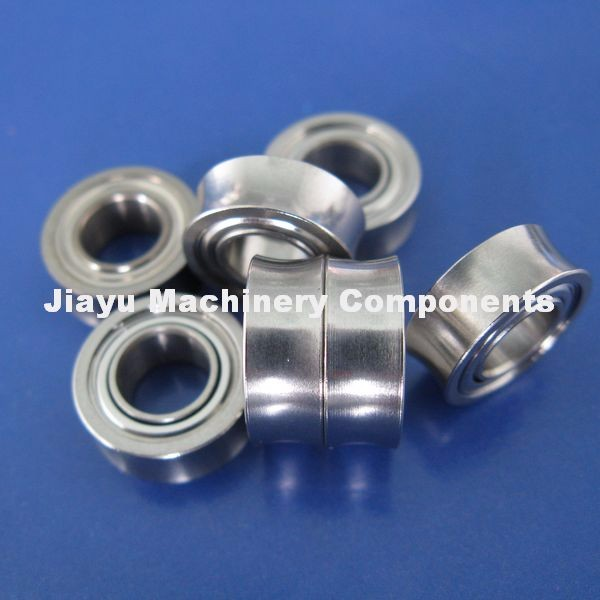 Size C 8 Ball Concave YoYo Ball Bearings 1/4 x 1/2 x 3/16 inch Koncave Bearings