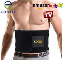 Premium Waist Trimmer for Men & Women. Includes Free Sample of Workout Enhancer