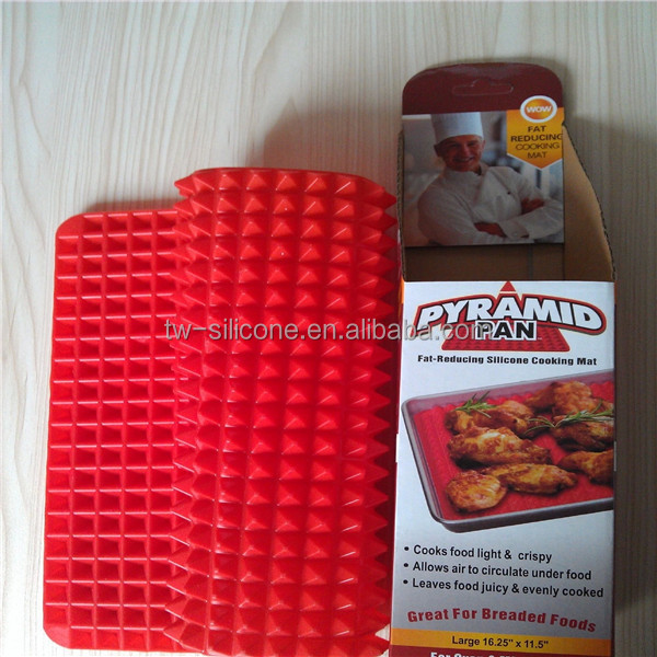 Shenzhen Promotional non-stick silicone baking mat with private label