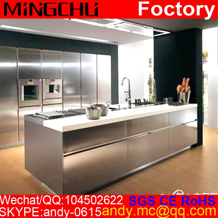 sus ss 201 304 outdoor stainless steel kitchen cabinet modular island cabinet cupboard pantry remould
