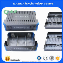 laparoscopic instruments china,surgical instrument case,surgical instrument sterilization box