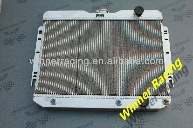 ALUMINUM ALLOY RADIATOR FOR CHEVY BEL AIR,BISCAYNE,CHEVELLE,IMPALA 1960-1965