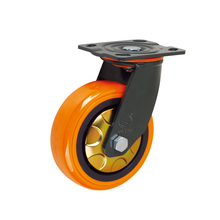 top 10 polyurethane caster 8 swivel caster with brake