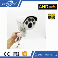 Analog Full HD 1080P 4X Auto Focus Zoom 2.8-12mm Varifocal lens High Definition MINI PTZ IR Outdoor Bullet Cctv Ahd Camera