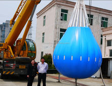 20,000kgs Crane Water Bags for Proof Load Test <strong>weight</strong>