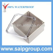 IP66 China Waterproof Terminal Junction Box With Clear Cover200x200x130mm