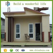 Prefab romania tiny steel structure sandwich panel granny house