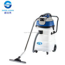 Plastic Tank 90L Three motors Wet And Dry Vacuum Cleaner