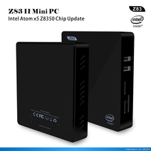 Z83II Windows10 Mini Pc Intel Cherry Chail Z8350 Stream Media Mini Pc