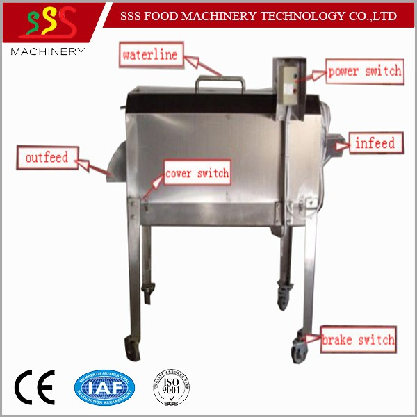 Automatic fish fillet machine competitive price view fish for Fish fillet machine