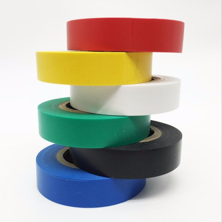 0.2mmx19mm*20m PVC Electrical Insulating Tape (GD200)