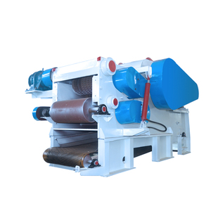CE ISO High Quality Firewood Processor Wood Chipper Machine