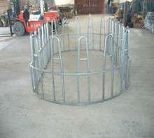cattle bale feeder (factory)