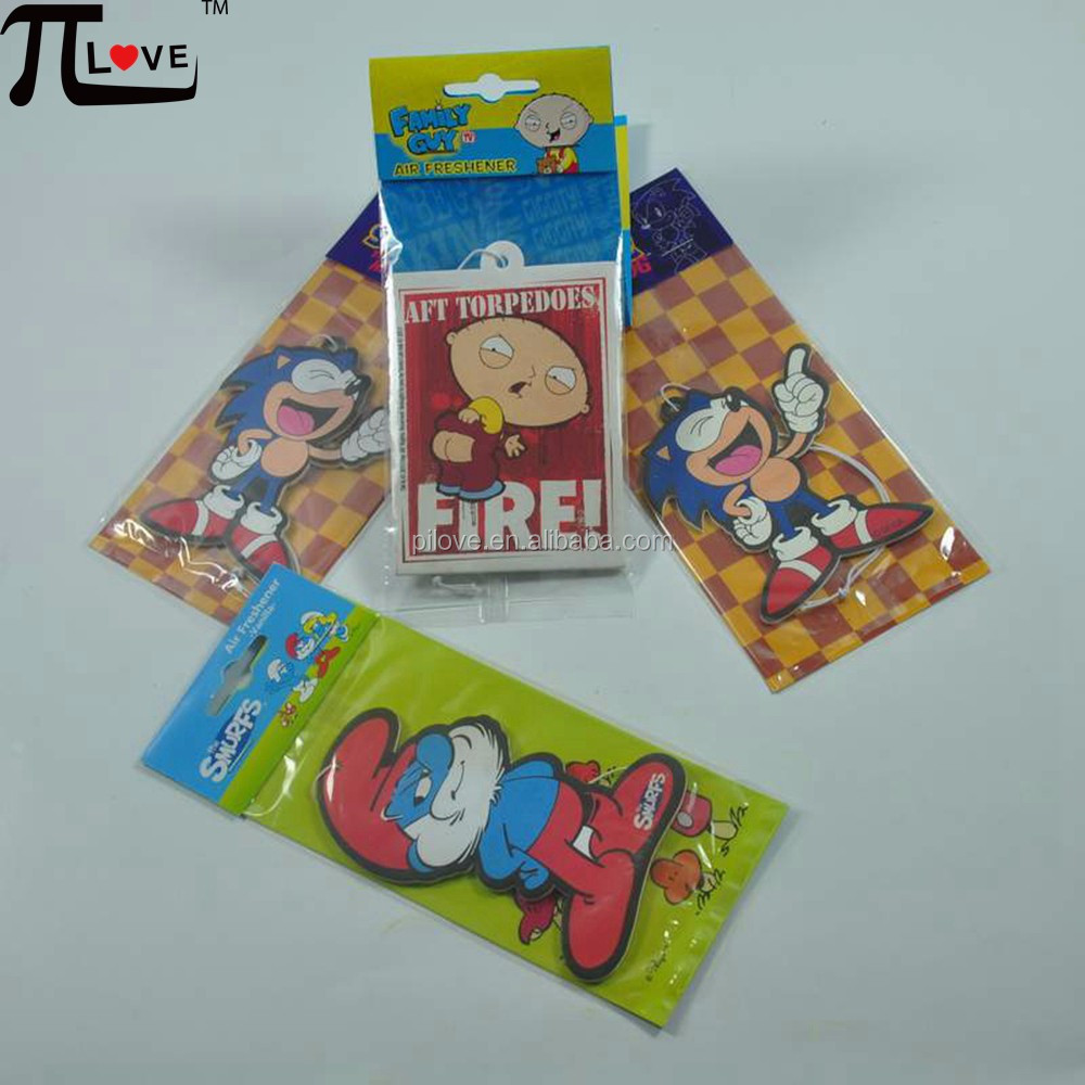 flavour & fragrance air fresheners car freshener with good quality