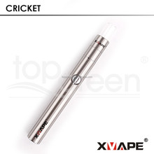 XVAPE Cricket slim wax pen 510 thread vaporizer with catridge battery