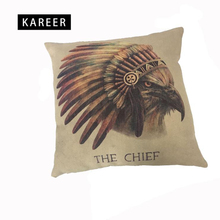 Competitive price eagle pillow 100 polyester fiber hot selling pillow