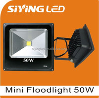 Aluminum Body Material IP65 Led Flood Light, 50W Light with Meanwell Driver