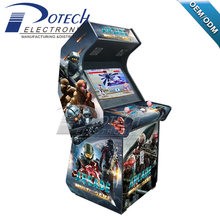 26 inch LCD Shooting Upright Arcade Machine Arcade Cabinet with trackball