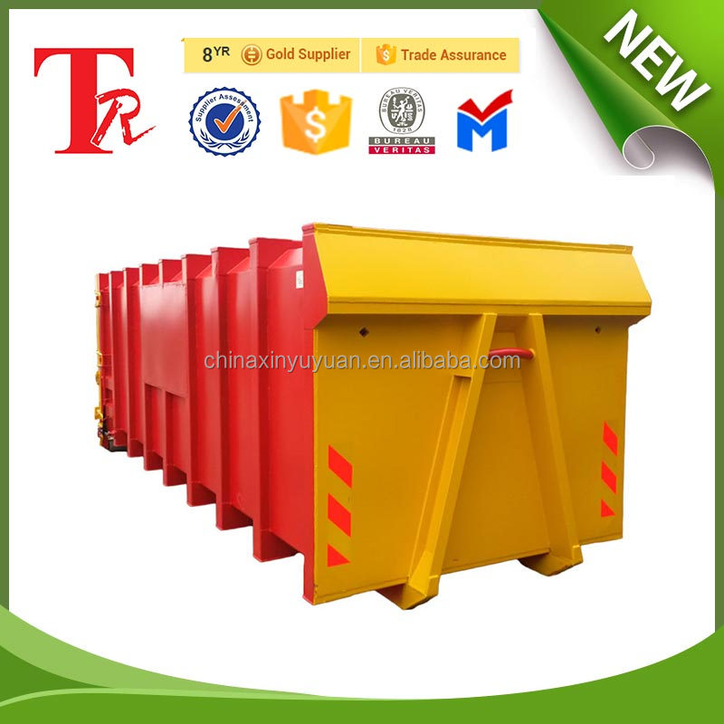 Swap body truck hook lift bin containers for sale
