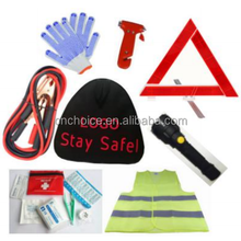 13pcs Industrial Car Emergency Repairing Tools Safety Kit