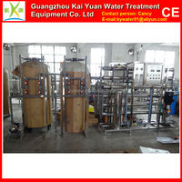 3000L/H aqua purification commercial ro automatic mineral water production plant